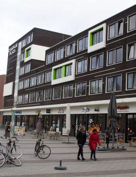 Wageningen University - Campus Plaza