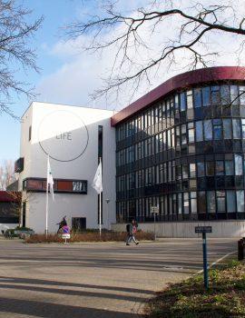 Wageningen University - Leeuwenborch